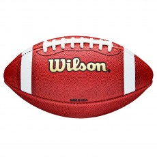 Wilson Pop Warner K2 under 10 Official Leather Football
