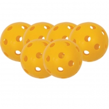Champion 6/set Outdoor Pickleballs