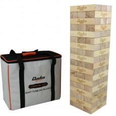 Baden Giant Wood Tumbling Blocks Game
