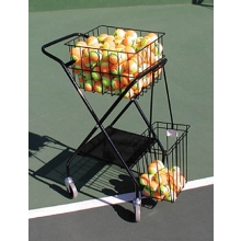 Oncourt CECCM Mini Tennis Ball Coaches Cart