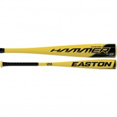 "Easton Hammer -9 (2-1/2"") USA Youth Baseball Bat, YBB20HM9"