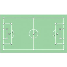 Proline Soccer Field Line Marking Kit