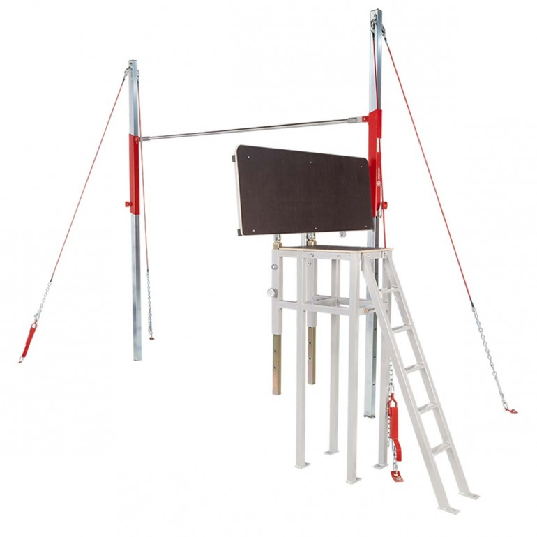Shown with the Spieth Recreational Single Bar Trainer (sku A57-414)