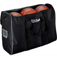 Wilson 6 Basketball Travel Bag