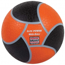 Power Systems 25200 Elite Power Med-Ball, 8 lb