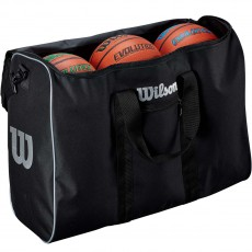 Wilson 6 Basketball Travel Bag