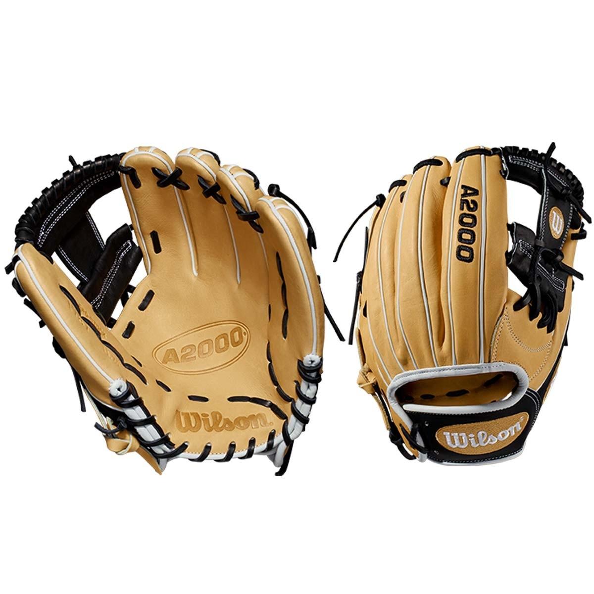Wilson 11 75 A2000 Infield Baseball Glove Wta20rb191787