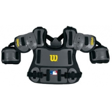 "Wilson 13"" Fitted Umpire Chest Protector, WTA3217"