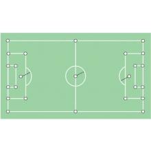 Proline Soccer Field Line Marking Kit