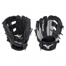 "Mizuno 9"" Youth Prospect Powerclose Baseball Glove"