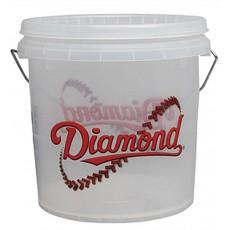 Diamond 2.5 Gallon Ball Bucket