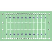 Proline Football Field Line Marking Kit