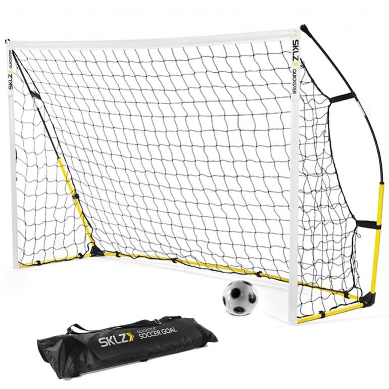 b01c7f1ae SKLZ 8' x 5' Quickster Pop-Up Soccer Goal - A11-126