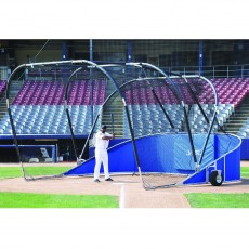 Jaypro Big League Bomber Elite Portable Batting Cage, BGLC-7500