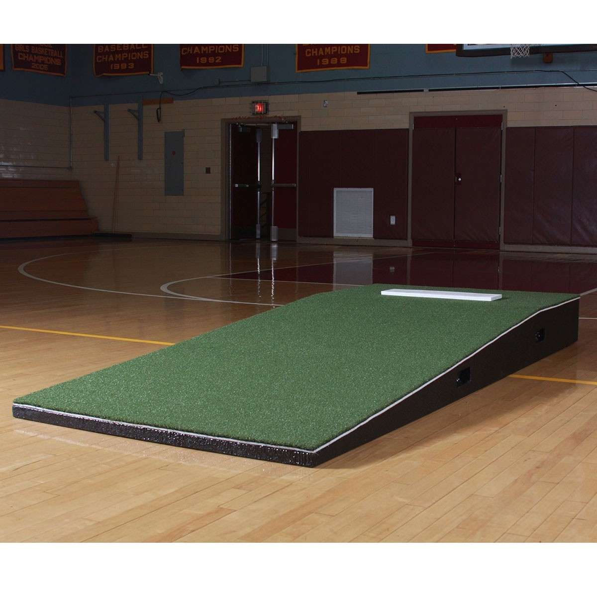 Promounds Mp2004 Pro Portable Pitching Mound Green 5 W X