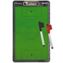 Champion Soccer Dry-Erase Coaching Board, SCBOARD