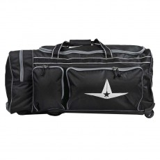 All Star Oversized Wheeled Team Bag, 37''Lx16''Wx17''H