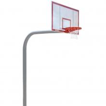 "Porter 6' Extension, 5-9/16"" diam. Rect. Basketball Hoop"