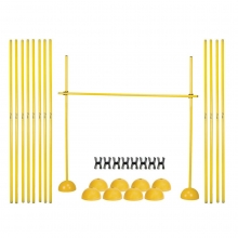 Champion Agility Pole Hurdle Set
