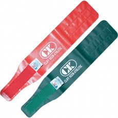 Cliff Keen Folkstyle Wrestling Ankle Bands, 2 Red/2 Green