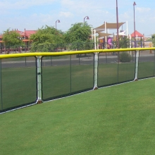 Sportaflex Portable Temporary Outfield Fence Packages