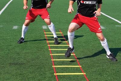 Kwik Goal Soccer Agility Ladder, 16A601 - A11-751 | Anthem Sports