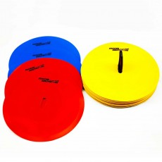 Soccer Innovations 12/set Flat Dot Markers