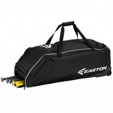 "Easton Wheeled Catcher's Equipment Bag, 36""Lx14.5""Wx12""H"