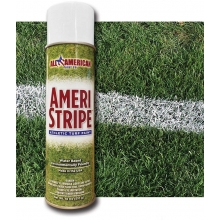 Ameri-Stripe Athletic Aerosol Field Marking Turf Paint, 18oz., WHITE