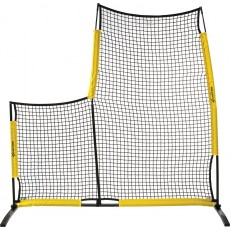 Easton 7' x 7' Pop-Up Protective L-Screen