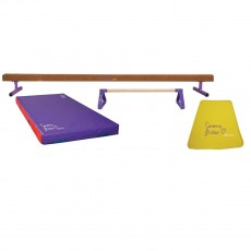Spieth Simone Biles Deluxe Club Gymnastics Package
