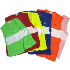 Select Scrimmage Over-Vest Soccer Training Bib, YOUTH