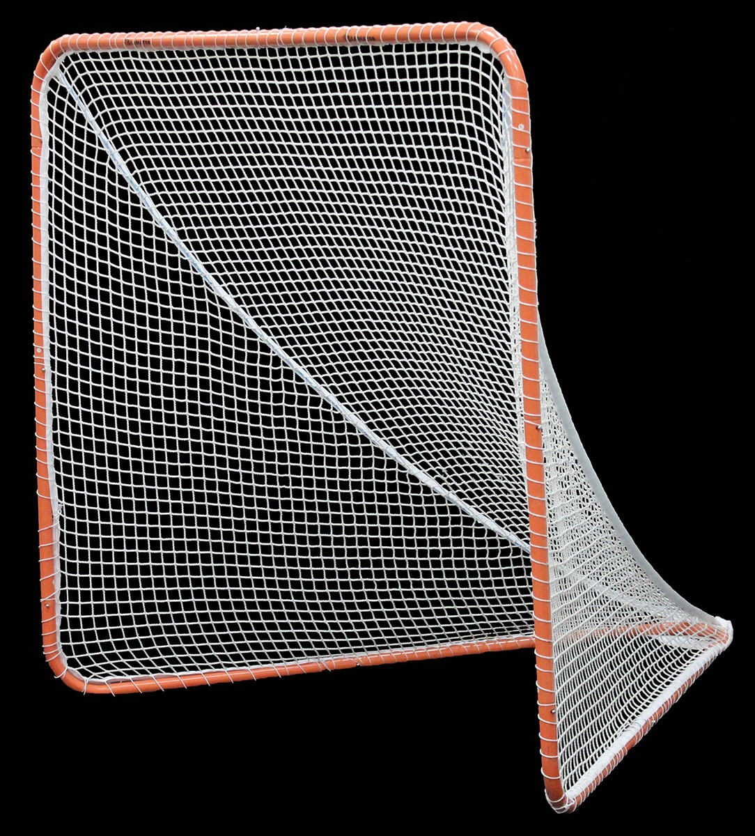 Net used for rounded corner goals, goal not included