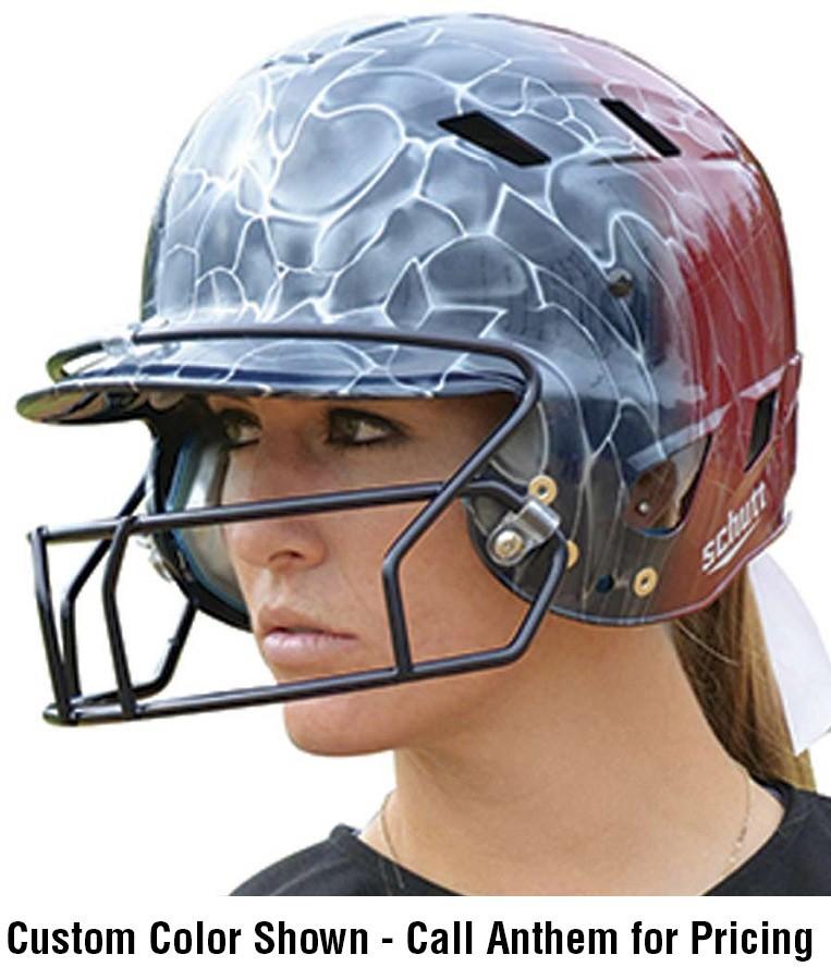 Schutt Air 5 6 Fitted Standard Batting Helmet Painted