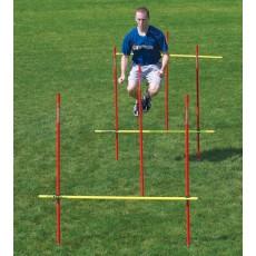 Kwik Goal Coaching Stick Hurdle Set, 16B1201
