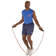 Power Systems 35799-01-8F PowerRope Weighted Jump Rope, 8', 1 lb.