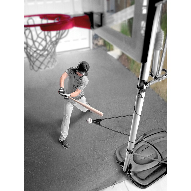 Sklz Hit A Way High Repetition Baseball Solo Batting Trainer