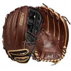 "Wilson 12.75"" A2000 Outfield Baseball Glove, WTA20RB201799"
