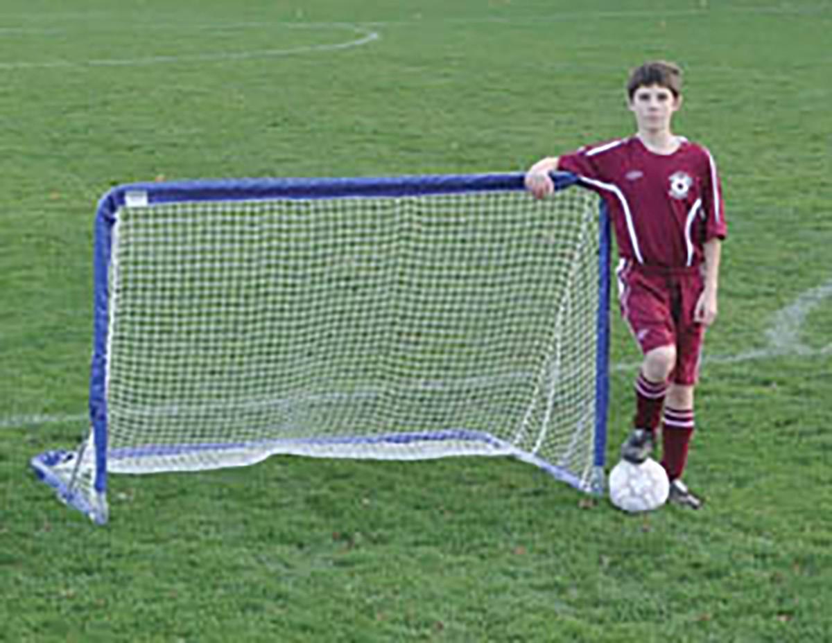 Jaypro 4 X 6 Folding Youth Soccer Goal Stg 46 A11 227