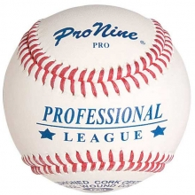 Pro Nine PRO Professional League Baseballs, dz
