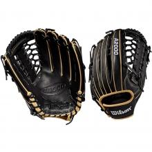 """Wilson 12.5"""" A2000 Outfield Baseball Glove, WTA20RB19KP92"""