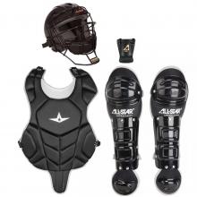 All Star TEE BALL League Series NOCSAE Catcher's Gear Kit