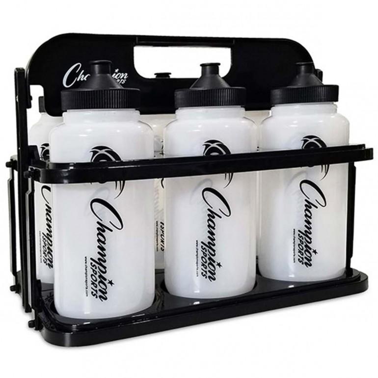 Champion Team Water Bottle Carrier Set Cwbwxset
