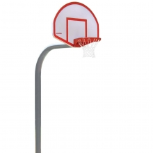 "Porter 4' Extension, 4-1/2"" diam. Basketball Hoop"