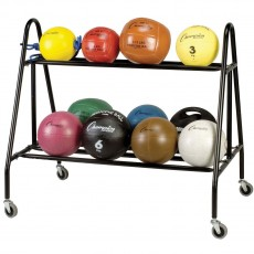 Champion Medicine Ball Storage Cart Rack, MBR4