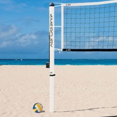 Jaypro Mercury Aluminum Beach Volleyball Net System