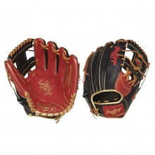"Rawlings 11.5"" Heart Of The Hide Infield Baseball Glove, PRONP4-2SBG"