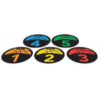 SKLZ Shot Spotz Basketball Training Marker Set
