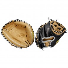 "Wilson 33.5"" A2000 Superskin Baseball Catcher's Mitt, WTA20RB19M1SS"