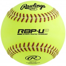 Rawlings RBP12-UP Ultimate Practice Softballs, 12""